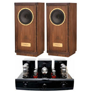 Melody(멜로디) Astro Black 50 (KT88) + Tannoy(탄노이) Stirling GR